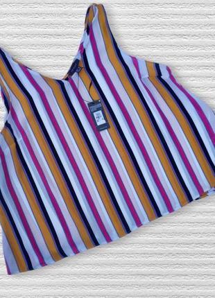 Крутая блузка в полоску primark