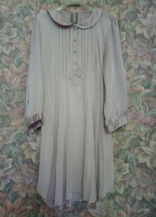 Длинная блуза платье туника next