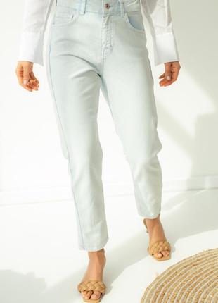 Распродажа!!! котоновые джинсы мом