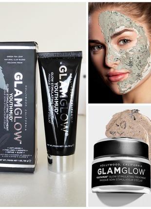 Отшелушивающая маска для лица glamglowyouthmud glow stimulating treatment 30 мл