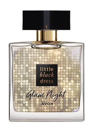 Парфюмерная вода little black dress glam night 50 ml