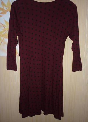 Платье туника большого  размера 522