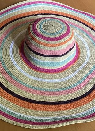 Шляпа женская сомбреро c&a розница / опт