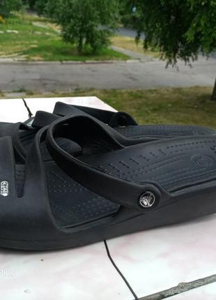 Комфортная обувь, шлепанцы, сандалии crocs comfort