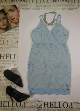 Шикарное кружевное платье3 фото