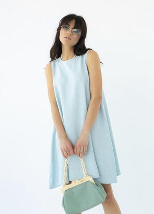Платье а- силуэт