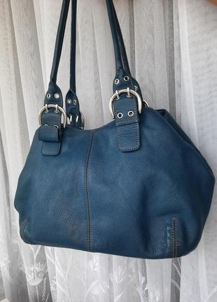 Tignanello  кожаная сумка