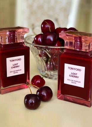 Lost cherry сладкий вишнёвый парфюм,жіночі парфуми,вишня парфум
