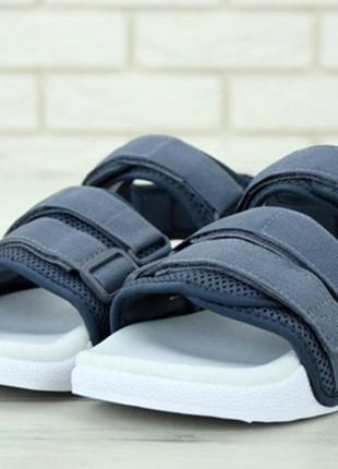 Босоніжки adidas adilette sandal gray боссоножки6 фото