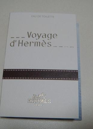 Hermès voyage d'hermès туалетная вода.гермес вояж для мужчин.акция 1+1=3
