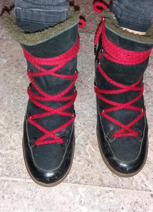Ботинки сникерсы isabel  marant