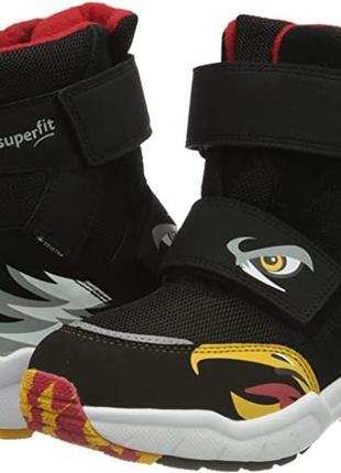 Зимние ботинки superfit culusuk, 32 евро р-р