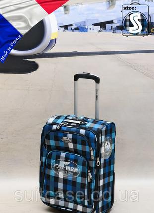 Качественные, очень легкие чемодан фирмы foxy-line9 фото