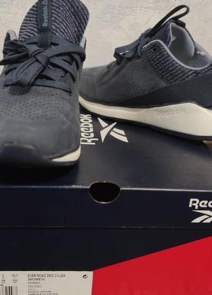 Кожаные кроссовки reebok англия оригинал 100%