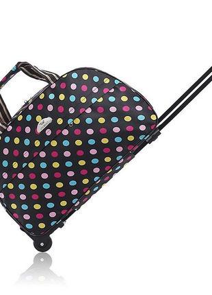 Дорожная сумка на колесах, сумка на колесиках