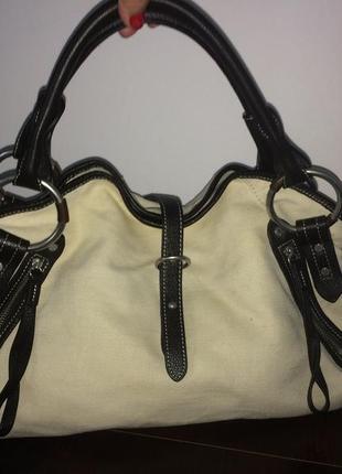 "Marc o""polo классная большая стильная сумка"