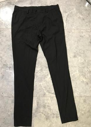 🆘🔥последняя цена до 12 сентября 🆘🔥     черные класические мужские брюки
