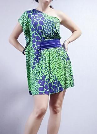 Платье сарафан seam s-m
