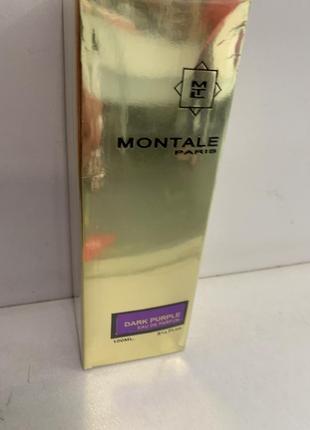 Шикарный аромат 💕 dark purple, 100мл