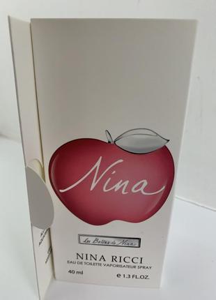 Nina с феромонами, 40 мл,  сша