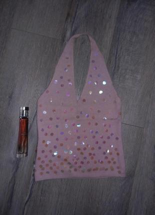 S/38*mango*оригинал!ангоровый свитер,майка,блуза,ангорская шерсть,чайная роза