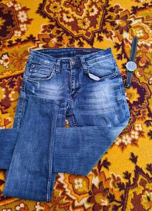 Джинсы мужские джинсы подросток