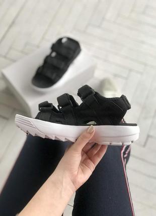 Босоніжки fila sandals боссоножки сандалии
