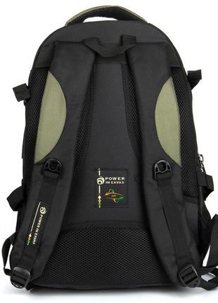 Городской рюкзак с плотной спинкой