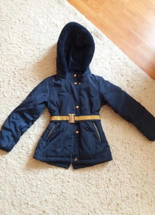 Куртка зимняя для вашей принцессы