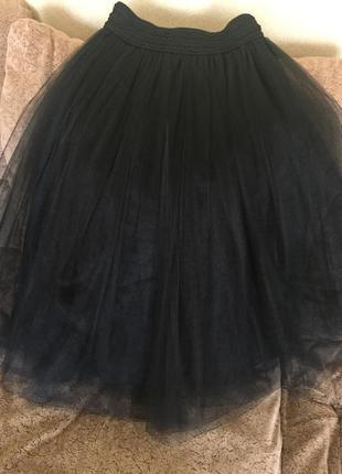 Фатиновая юбка , сетка, пачка