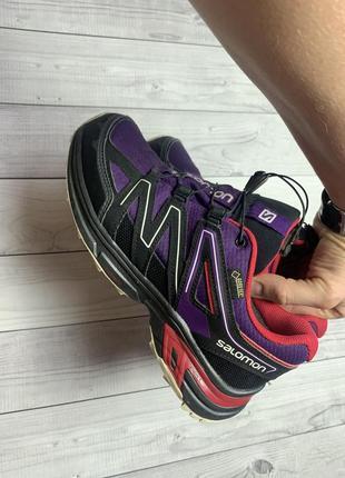 Кроссовки ботинки salomon. goretex