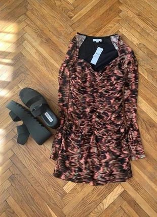 Сукня (платья) topshop у візерунках