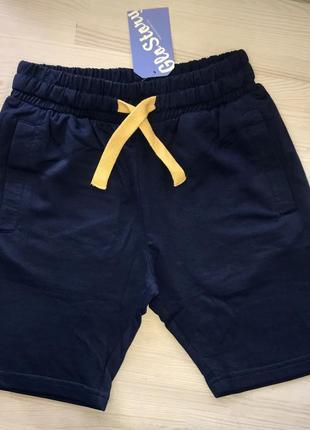Качественные хлопковые шорты на мальчика glo story