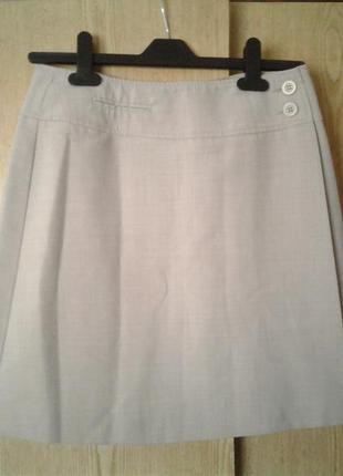 Вискозная юбка на запах, m2 фото