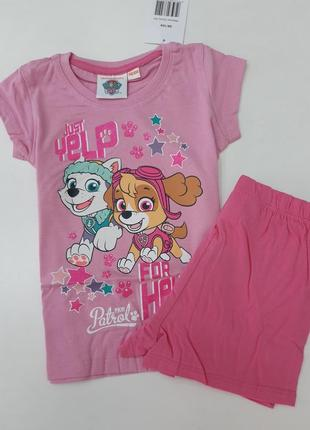 Комплект: футболка и шорты, disney