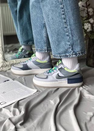 Air force 1 shadow se кроссовки кросівки кросовки