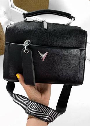 ❤ женская черная сумочка сумка ❤