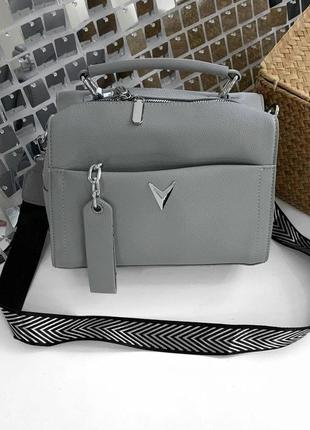 ❤ женская серая сумочка сумка ❤