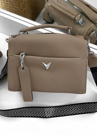 ❤ женская коричневая сумочка сумка ❤