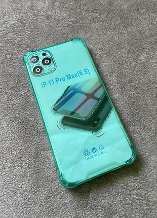 Новый iphone 11pro max чехол силиконовый,бампер