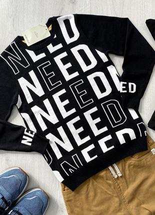 Распродажа! подростковый свитер джемпер кофта для мальчика piazza italia италия
