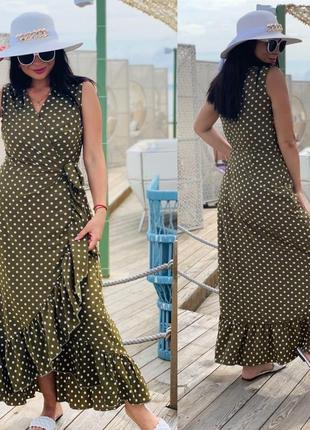 Платье (42-58)