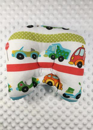 Детская ортопедическая подушка для новорождённых