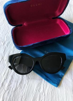Солнцезащитные очки в стиле gucci gg0957s sunglasses