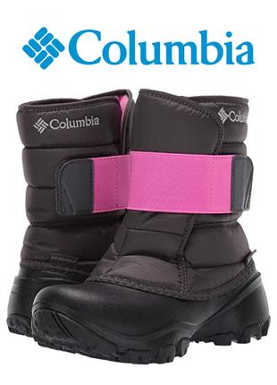 Columbia зимние сапоги ботинки оригинал р.33