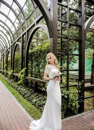Свадебно платье rosalli