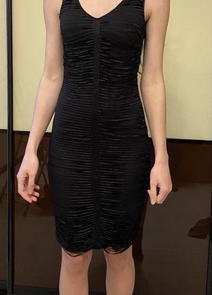 Стильное платье обтягивающее по фигуре вечернее миди нарядное выпускное скидки