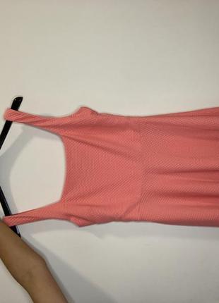 Коралове плаття-сарафан
