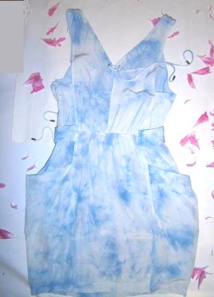 Платье, сарафан шёлк (натуральный шелк)