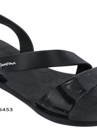 Сандали женские ипанема (ipanema) модель 82429 чёрный